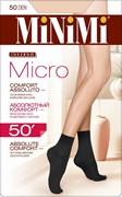 MiNiMi Носки Micro 50 NERO