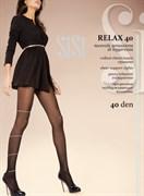 Колготки Sisi Relax 40 Nero 4