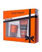 BRUNO BANANI ABSOLUTE man набор(т.в.30мл+гель д/душа50)
