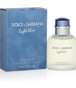 DOLCE & GABBANA BLUE men  75ml edt