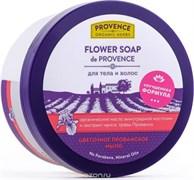 PROVENCE Мыло FLOWER SOAP для тела и волос ЦВЕТОЧНОЕ 400 мл