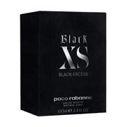 PACO RABANNE XS BLACK men  50ml edt новый дизайн NEW