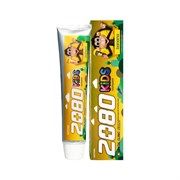 DENTAL CLINIC Зубная паста Детская БАНАН 80 гр