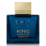 ANTONIO BANDERAS King of Seduction Absolute men 100ml edt