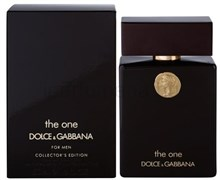 DOLCE & GABBANA THE ONE Collector's Edition men  50ml edt